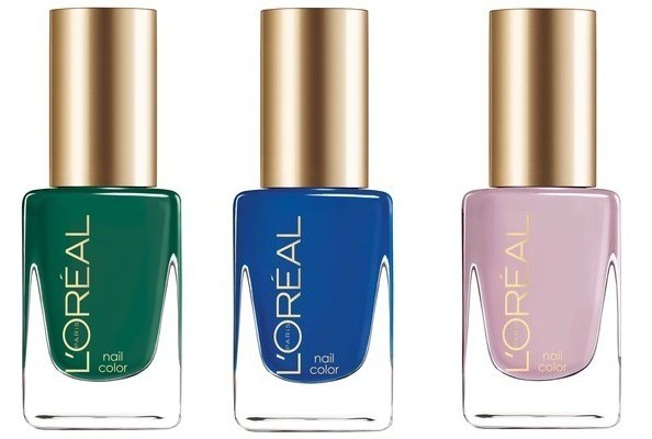 Beauty Obsession of the Day: L'Oreal's New London-Inspired Fall Nail Colors