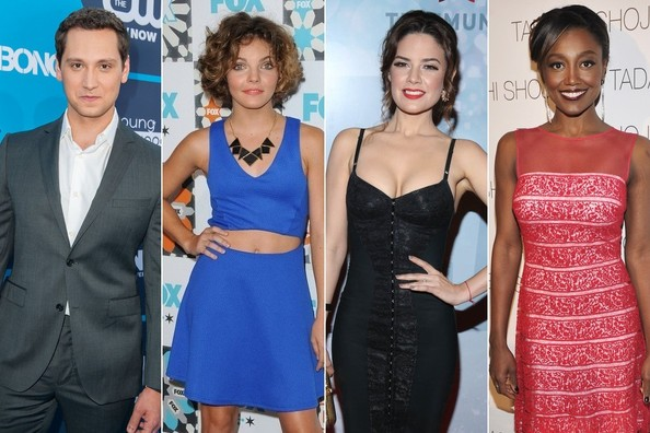 2014's 15 Fresh Faces of Fall TV