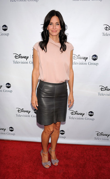 The 'Friends' Cast is Reuniting, Sort of! What's Courteney Cox Been Up To? Looking Great!