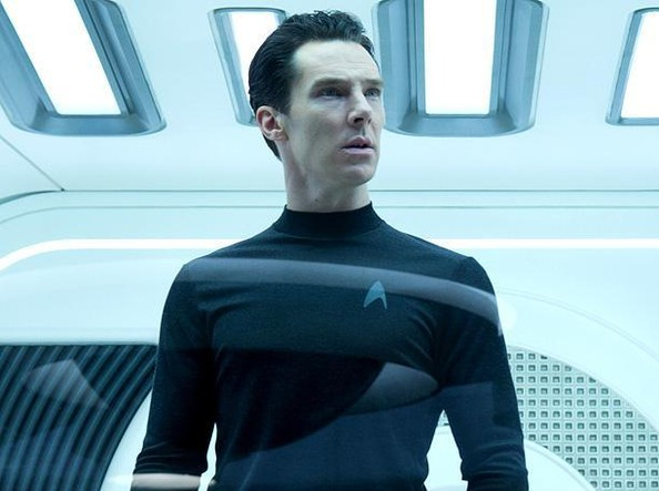 Kahn in 'Star Trek Into Darkness' - The Best Movie ...