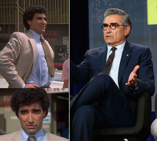 Eugene Levy The Car Salesman The Cast Of National Lampoon S