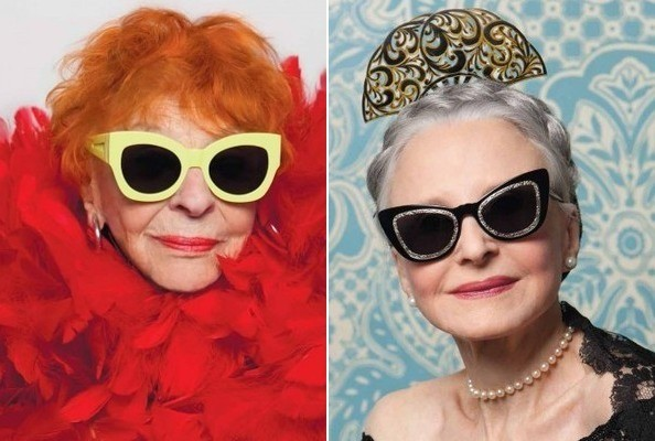 Karen Walker's Shady Grandmas, Romeo Beckham's Ad Campaign, and More!