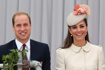 Surprise! Prince William and Kate Middleton Are Having a Second Baby