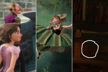 It Turns Out There Are SO MANY Easter Eggs Hidden in 'Frozen'!
