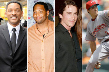 Celebrities Who Look Like Athletes