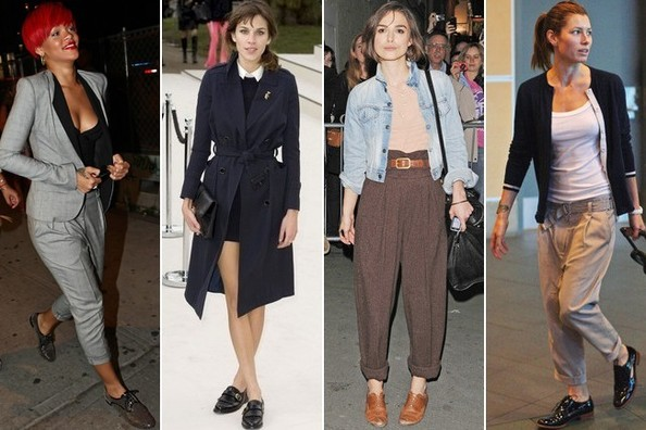 Fashion Obsession: Oxford Shoes