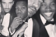 Is Riccardo Tisci Hinting That He and Frank Ocean Are Dating?