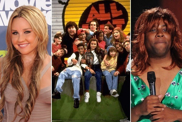 All That Nickelodeon Original Cast Now Where are they now -  all thatAll That Original Cast
