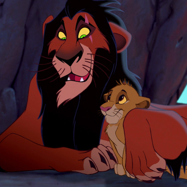 scar in the lion king disney names that are way too on the nose
