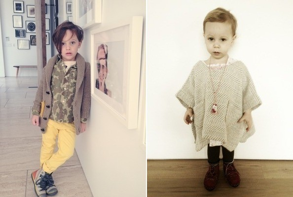 The Kids on New Blog 'Ladys & Gents' Dress Much, Much Better Than You