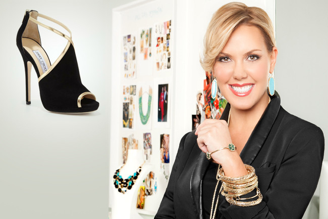 You Complete Me: Kendra Scott's Cinderella Shoes