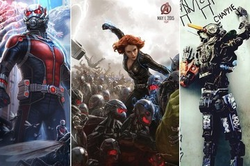 Vote: Which of These Movie Posters Rules Comic-Con?
