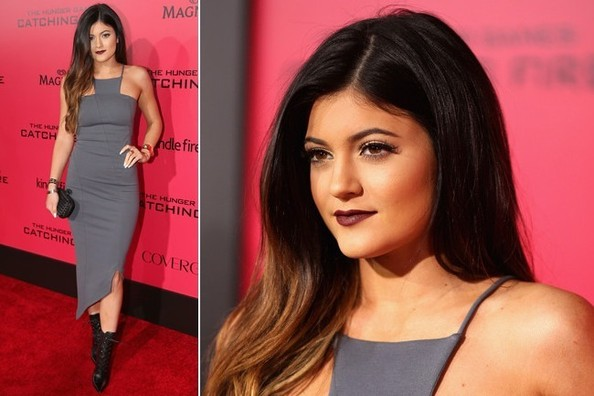 Kylie Jenner Does Vampy Quite Well