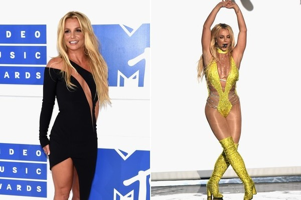 Britney Spears' 2016 VMAs Performance Was Really Not the 'Comeback' Everyone's Been Hoping for