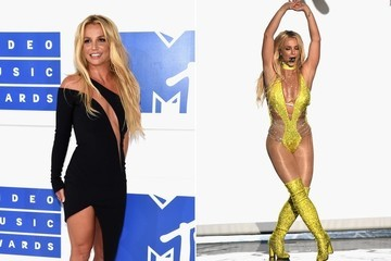 Britney Spears' 2016 VMAs Performance Was Maybe Not the Awards Show Comeback We've Been Looking Forward to