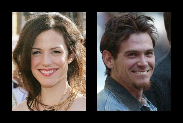 Mary-Louise Parker dated Billy Crudup