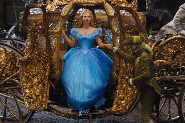 The New Live-Action 'Cinderella' Trailer Is Positively Magical