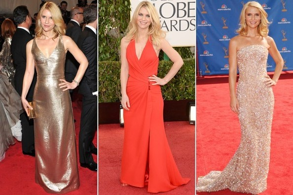 'Homeland' Star Claire Danes's 10 Best Red Carpet Looks Ever