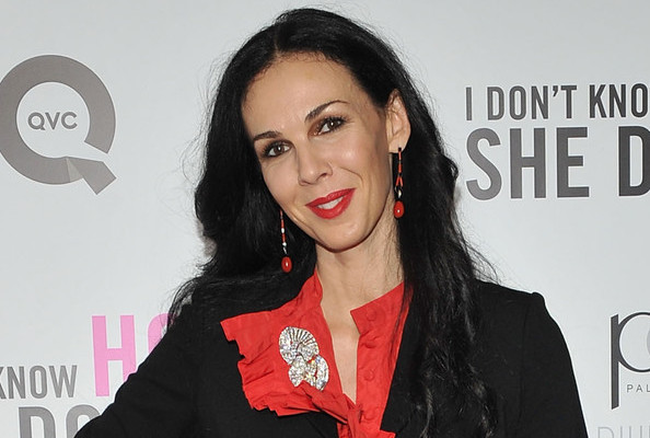 Smells Like Jagger? L'Wren Scott's New Perfume