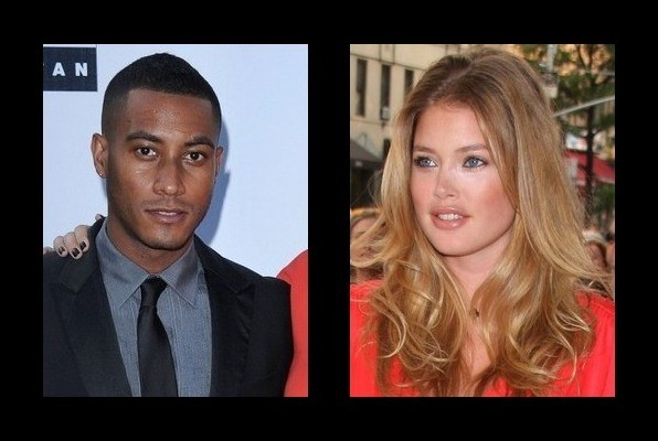 Sunnery James is married to Doutzen Kroes