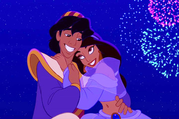 Will Smith Just Shared the First Cast Photo From the Set of 'Aladdin'