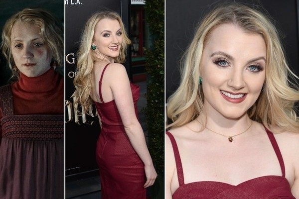 5 Years Later, Luna Lovegood Is Absolutely Gorgeous
