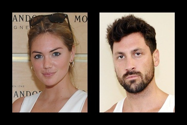 Kate Upton dated Maksim Chmerkovskiy