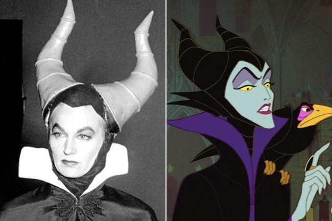 The Real Life Models Behind Your Favorite Disney Characters