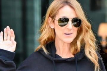 Never Let Go of Celine Dion's Awesome 'Titanic' Sweatshirt