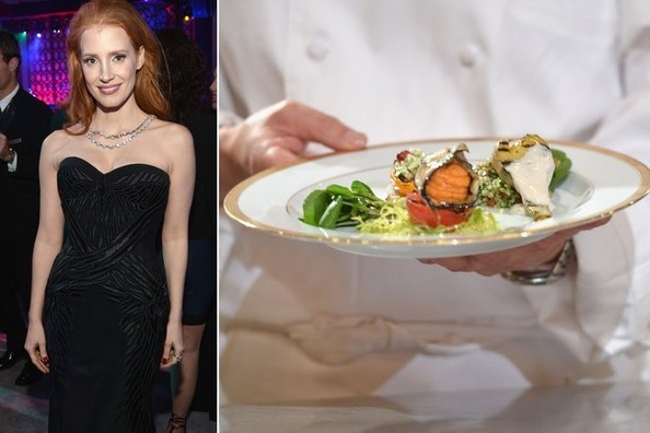What Did Golden Globes' (Vegetarian) Celebs Eat for Dinner?