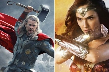Do You, Like Chris Hemsworth, Agree that Wonder Woman Would Kick Thor's Butt?