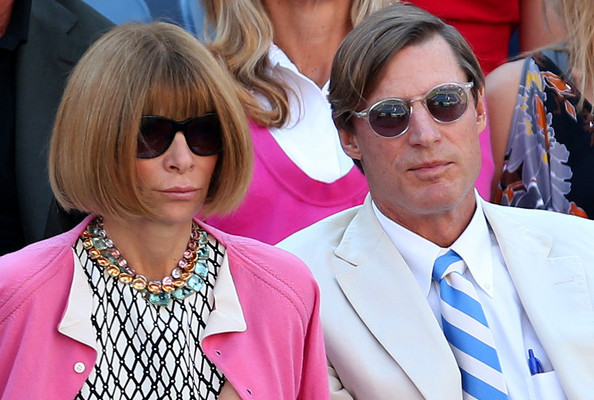 Uh-Oh: Anna Wintour's Boyfriend Owes the IRS a Lot of $$$