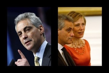 Rahm Emanuel Dating History