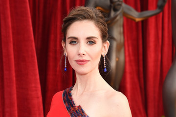 Alison Brie Defends James Franco at 2018 SAG Awards: 'I Obviously Support My Family'