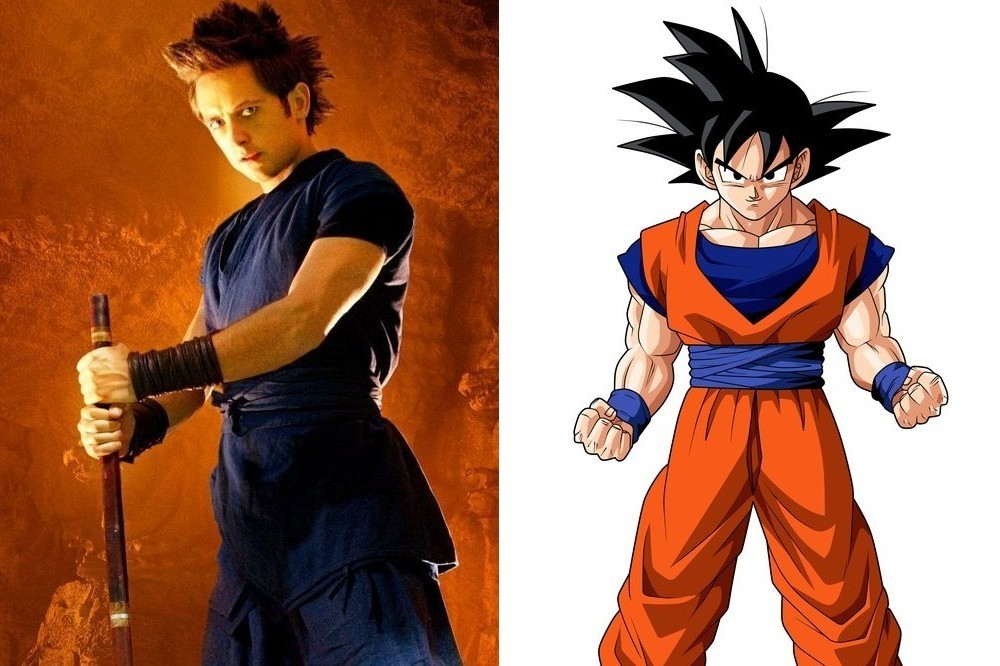 Dragonball Evolution Goku 'Dragonball...