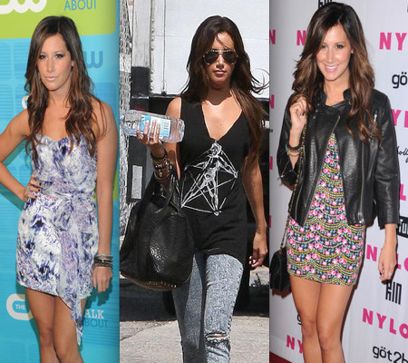 Picture - Dress Like Ashley Tisdale