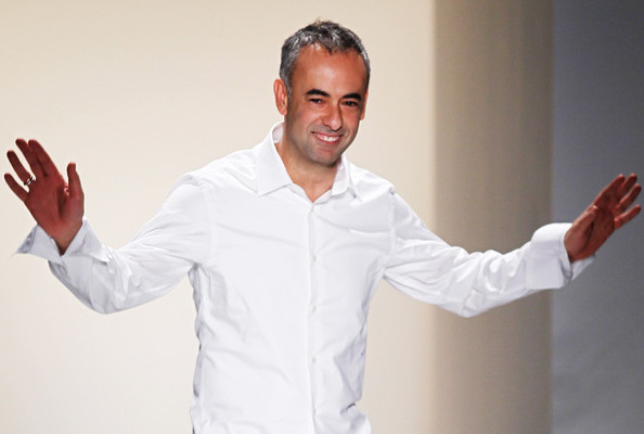 Calvin Klein's Francisco Costa Will be Honored at the Savannah College of Art and Design in May