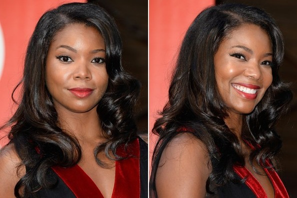 Love Gabrielle Union's Glamorous Curls? You'll Need These 2 Things to Get the Look