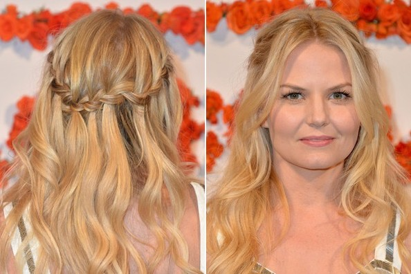 You've Got To Try This Coachella-Ready Waterfall Braid