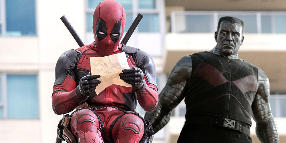 8 'Deadpool' Jokes Ranked By How Likely They Are to Make Colossus Puke