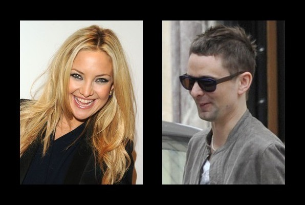 Kate Hudson is engaged to Matt Bellamy