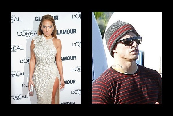 Jennifer Lopez dated Casper Smart