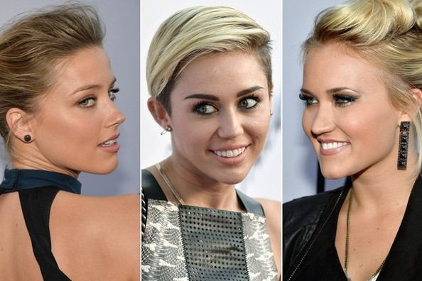 Beauty Showdown: Who Had The Best Look at the 'Paranoia' Premiere?