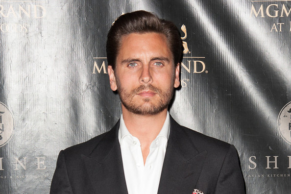Scott Disick Loves to Show Off His Money