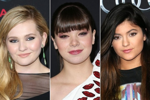Vote! Who Had the Best Hair and Makeup at the 'Ender's Game' Premiere?