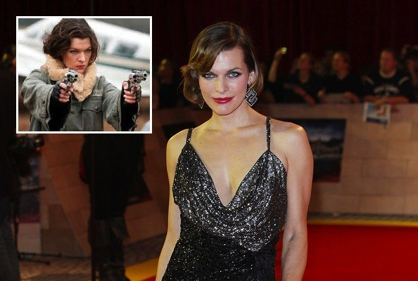 Hollywood's Sexiest and Deadliest Women