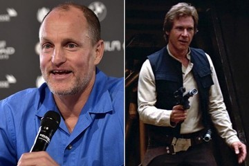 Woody Harrelson Joins the Han Solo Stand-Alone Movie