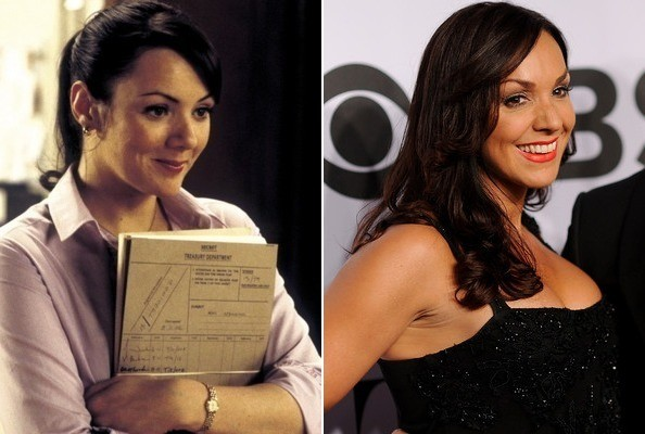 Natalie Martine Mccutcheon Then And Now The Cast Of Love Actually Zimbio