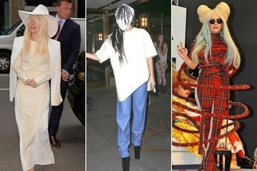 Ranking Lady Gaga's 2013 Outfits from Least to Most Absurd
