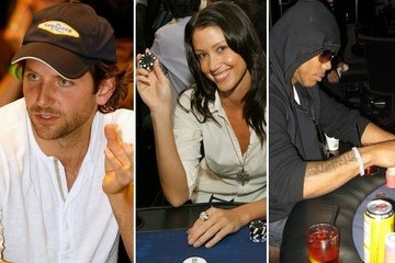Celebrity Poker Players